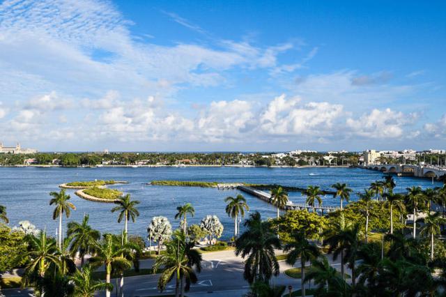 529 S Flagler Drive 8F, West Palm Beach, FL 33401 (#RX-10468893) :: The Reynolds Team/Treasure Coast Sotheby's International Realty