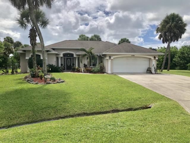 1498 SW Bartell Avenue, Port Saint Lucie, FL 34953 (#RX-10469136) :: The Reynolds Team/Treasure Coast Sotheby's International Realty