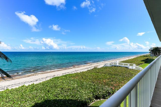 3170 S Ocean Boulevard 402 N, Palm Beach, FL 33480 (#RX-10469196) :: Ryan Jennings Group