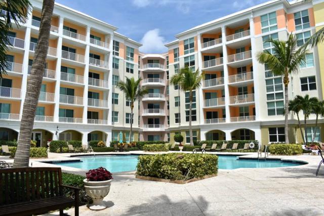 806 E Windward Way #213, Lantana, FL 33462 (MLS #RX-10471322) :: Berkshire Hathaway HomeServices EWM Realty