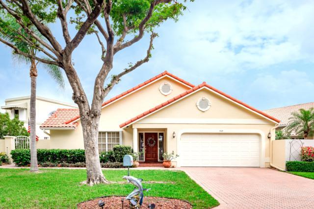 309 Pelican Way, Delray Beach, FL 33483 (MLS #RX-10471774) :: EWM Realty International