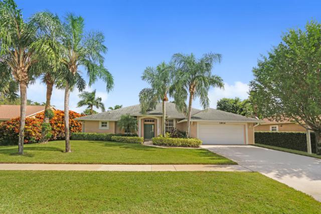 1814 Wiltshire Village Drive, Wellington, FL 33414 (#RX-10473314) :: Ryan Jennings Group