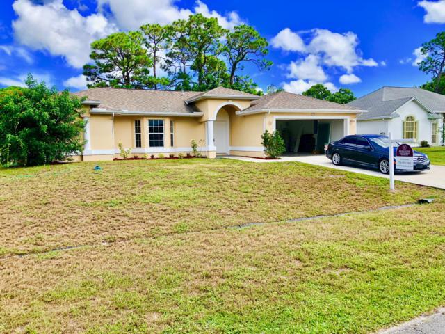 673 SW Homeland Road, Port Saint Lucie, FL 34953 (#RX-10473666) :: The Reynolds Team/Treasure Coast Sotheby's International Realty