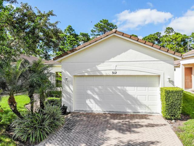 312 SW Maclay Way, Port Saint Lucie, FL 34986 (#RX-10475999) :: The Reynolds Team/Treasure Coast Sotheby's International Realty
