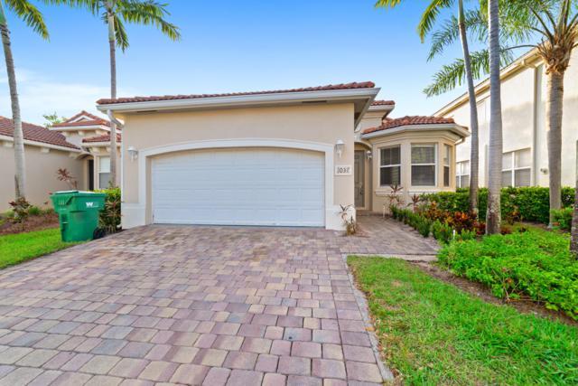 1037 Center Stone Lane, Riviera Beach, FL 33404 (#RX-10476564) :: Ryan Jennings Group