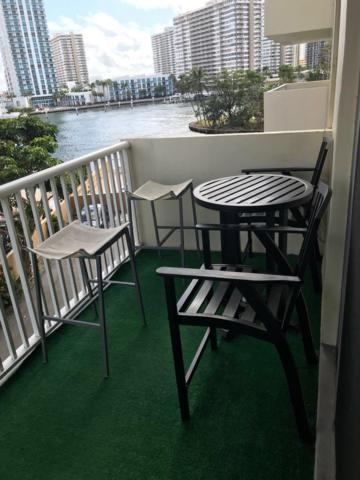 137 Golden Isles Drive #301, Hallandale Beach, FL 33009 (MLS #RX-10480180) :: Castelli Real Estate Services