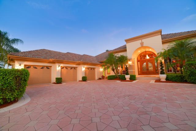1690 Cypress Row Drive, West Palm Beach, FL 33411 (#RX-10480301) :: The Reynolds Team/Treasure Coast Sotheby's International Realty