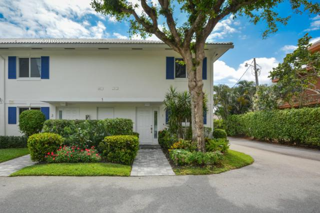 130 Andrews Avenue #1, Delray Beach, FL 33483 (MLS #RX-10480862) :: Berkshire Hathaway HomeServices EWM Realty