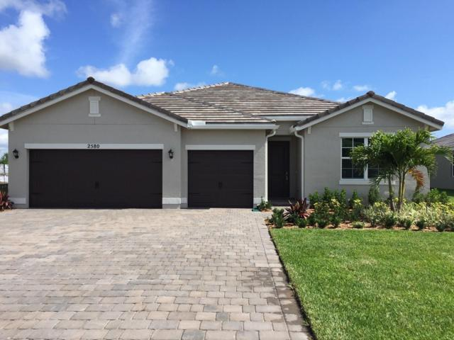2580 SW Berry Park Circle, Palm City, FL 34990 (#RX-10481918) :: The Reynolds Team/Treasure Coast Sotheby's International Realty