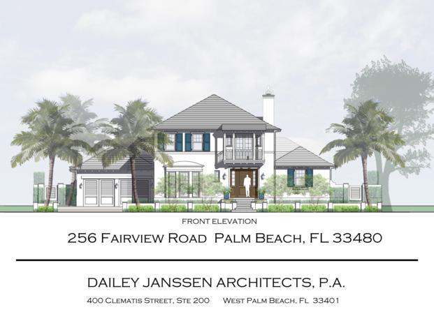256 Fairview Road, Palm Beach, FL 33480 (#RX-10482374) :: The Reynolds Team/Treasure Coast Sotheby's International Realty