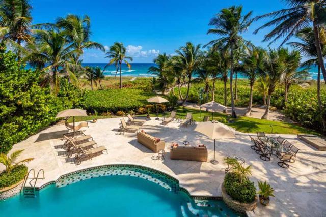 719 N Ocean Boulevard, Delray Beach, FL 33483 (#RX-10482579) :: Harold Simon | Keller Williams Realty Services