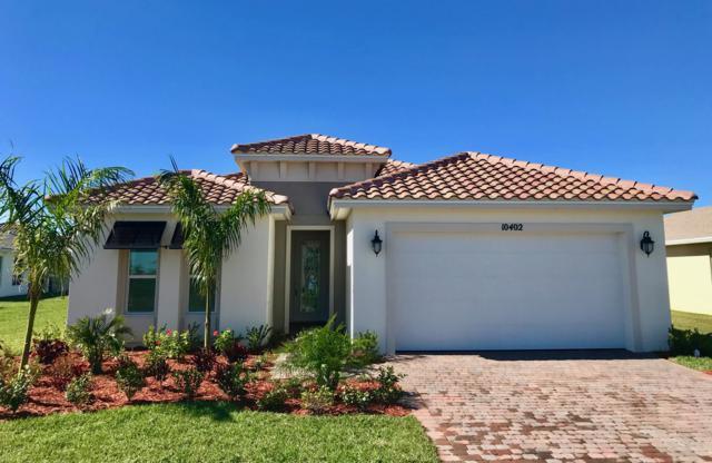10402 SW Ligustrum Drive, Port Saint Lucie, FL 34987 (#RX-10483647) :: The Reynolds Team/Treasure Coast Sotheby's International Realty