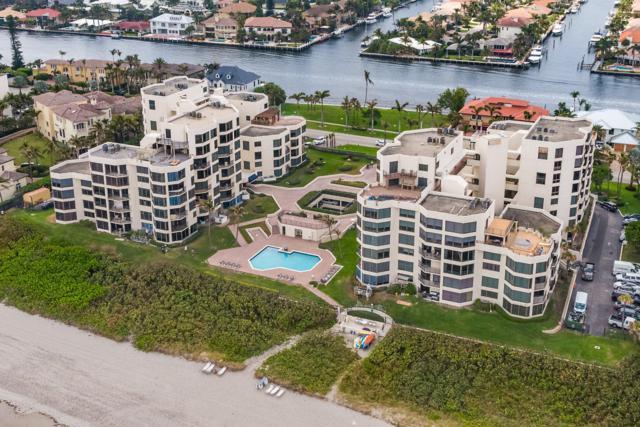 2575 S Ocean Boulevard 211S, Highland Beach, FL 33487 (MLS #RX-10484392) :: Castelli Real Estate Services