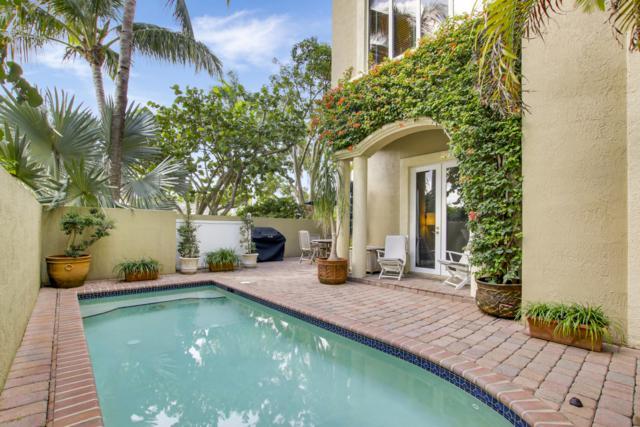 921 Osceola Drive #6, Boca Raton, FL 33432 (#RX-10485365) :: Harold Simon with Douglas Elliman Real Estate