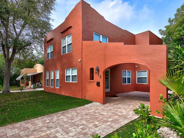 815 Flamingo Drive, West Palm Beach, FL 33401 (#RX-10486621) :: The Reynolds Team/Treasure Coast Sotheby's International Realty
