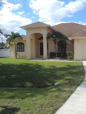 5526 NW Cordrey Street, Port Saint Lucie, FL 34986 (#RX-10486799) :: The Reynolds Team/Treasure Coast Sotheby's International Realty