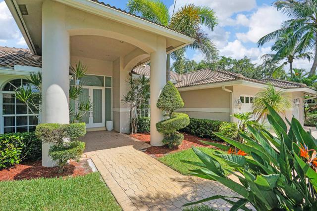 9705 NW 63rd Place, Parkland, FL 33076 (MLS #RX-10487592) :: The Paiz Group