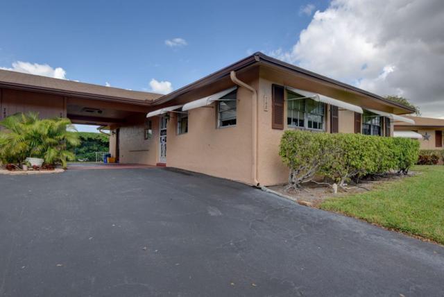 748 Whippoorwill Lane, Delray Beach, FL 33445 (#RX-10488543) :: Ryan Jennings Group