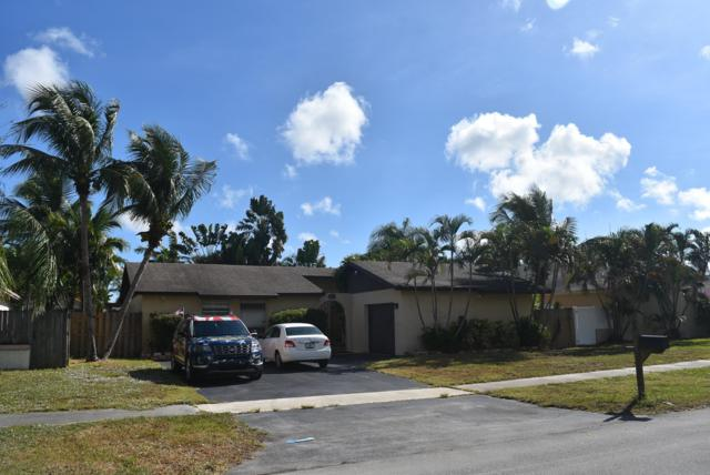 300 NW 40th Terrace, Deerfield Beach, FL 33442 (#RX-10491470) :: Weichert, Realtors® - True Quality Service