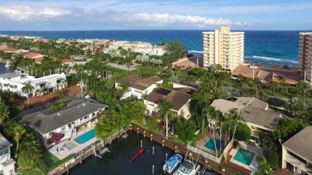 4502 S Ocean Boulevard, Highland Beach, FL 33487 (#RX-10492913) :: Ryan Jennings Group
