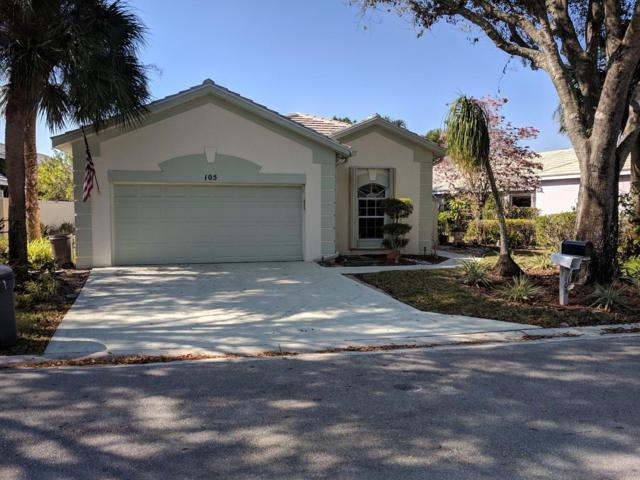 105 Harbor Lake Circle, Greenacres, FL 33413 (#RX-10495483) :: The Reynolds Team/Treasure Coast Sotheby's International Realty