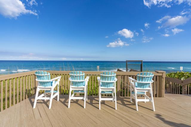5280 N Ocean Drive 14-C, Singer Island, FL 33404 (#RX-10495518) :: Blue to Green Realty