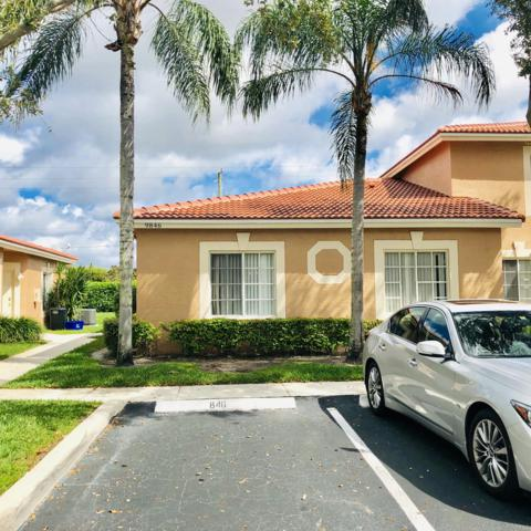 9846 Kamena Circle, Boynton Beach, FL 33436 (MLS #RX-10496160) :: EWM Realty International