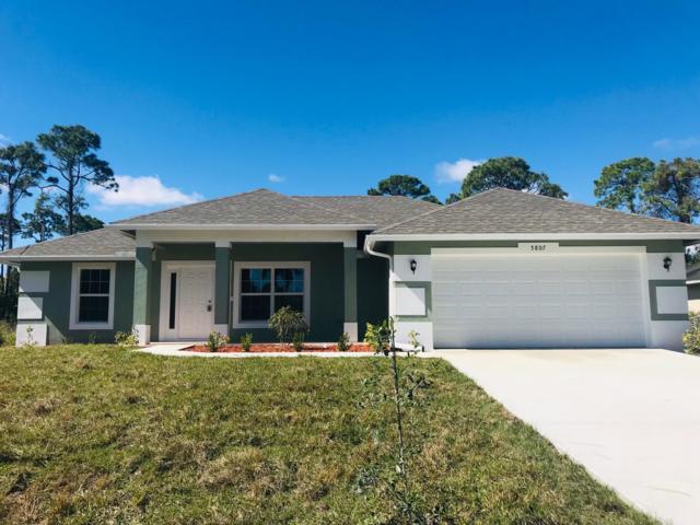 5807 Spruce Drive, Fort Pierce, FL 34982 (#RX-10496690) :: The Reynolds Team/Treasure Coast Sotheby's International Realty