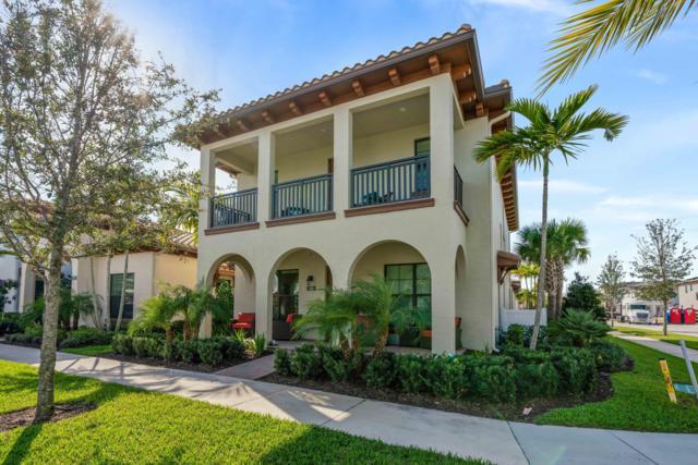 1101 Faulkner Terrace, Palm Beach Gardens, FL 33418 (MLS #RX-10500019) :: Berkshire Hathaway HomeServices EWM Realty