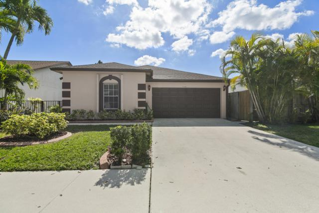 5080 Foxhall Drive N, West Palm Beach, FL 33417 (#RX-10500488) :: The Reynolds Team/Treasure Coast Sotheby's International Realty