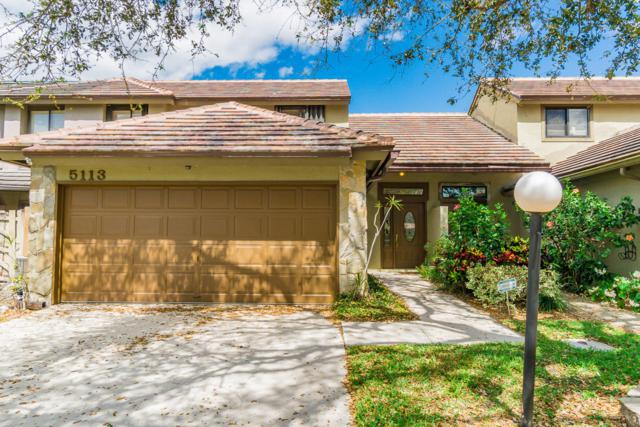 5113 Thyme Drive, Palm Beach Gardens, FL 33418 (MLS #RX-10500535) :: EWM Realty International