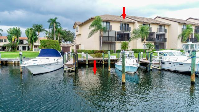210 Captains Walk #718, Delray Beach, FL 33483 (MLS #RX-10501017) :: Berkshire Hathaway HomeServices EWM Realty