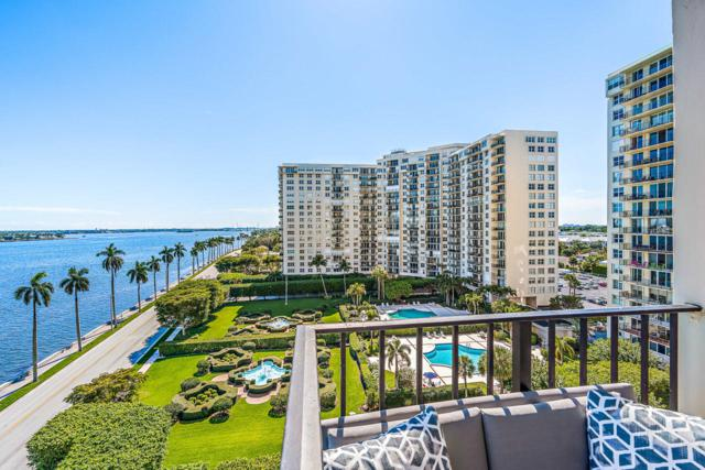 1701 S Flagler Drive #902, West Palm Beach, FL 33401 (#RX-10501606) :: Ryan Jennings Group