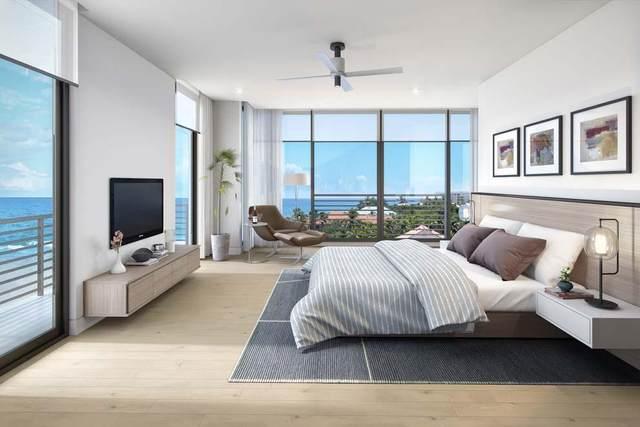 11485 Old Ocean Boulevard, Boynton Beach, FL 33435 (MLS #RX-10502182) :: Berkshire Hathaway HomeServices EWM Realty