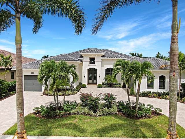 9601 Labelle Court, Delray Beach, FL 33446 (#RX-10502703) :: Harold Simon | Keller Williams Realty Services