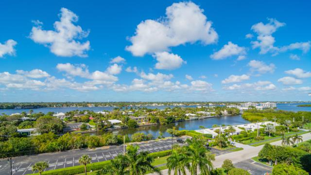 2295 S Ocean Boulevard #911, Palm Beach, FL 33480 (#RX-10503019) :: Weichert, Realtors® - True Quality Service