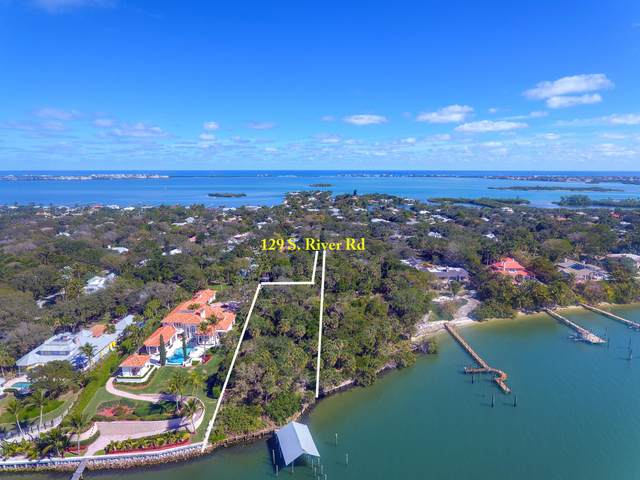 129 S River Road, Sewalls Point, FL 34996 (#RX-10503898) :: Ryan Jennings Group