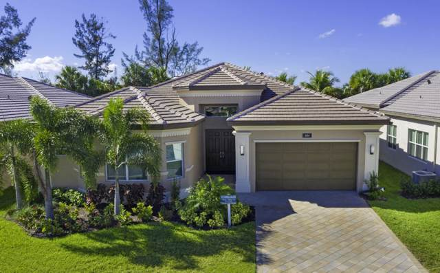 8194 Pyramid Peak Lane, Boynton Beach, FL 33437 (MLS #RX-10505707) :: Laurie Finkelstein Reader Team