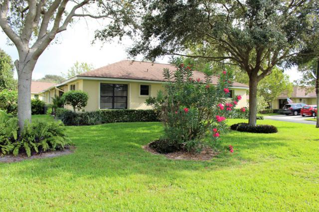 9870 Pecan Tree Drive A, Boynton Beach, FL 33436 (MLS #RX-10508220) :: Berkshire Hathaway HomeServices EWM Realty
