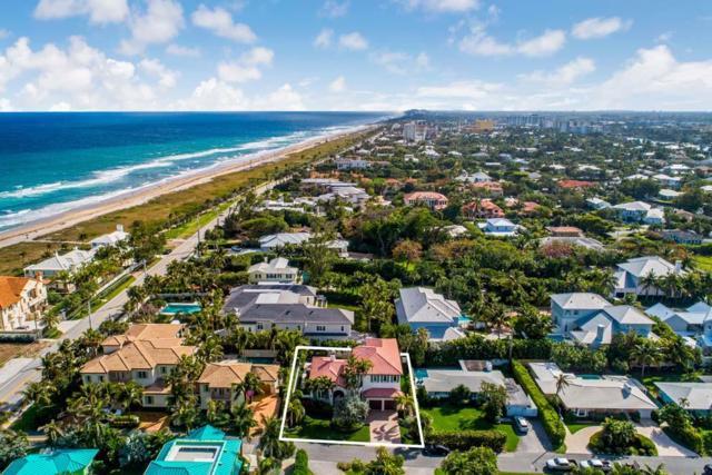 1228 Crestwood Drive, Delray Beach, FL 33483 (MLS #RX-10508664) :: Berkshire Hathaway HomeServices EWM Realty