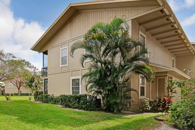 18480 SE Wood Haven Lane Prestwick G, Tequesta, FL 33469 (MLS #RX-10508877) :: Berkshire Hathaway HomeServices EWM Realty