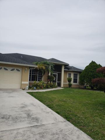 4994 NW Fawn Street, Port Saint Lucie, FL 34983 (#RX-10509907) :: The Reynolds Team/Treasure Coast Sotheby's International Realty