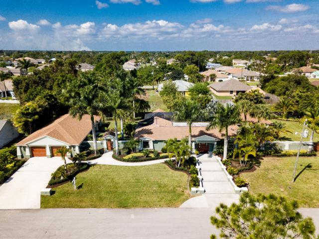 4450 SW Tabor Street, Port Saint Lucie, FL 34953 (#RX-10510934) :: The Reynolds Team/Treasure Coast Sotheby's International Realty
