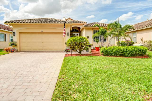 421 NW Sunview Way, Port Saint Lucie, FL 34986 (#RX-10511208) :: The Reynolds Team/Treasure Coast Sotheby's International Realty