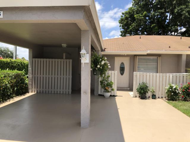 6865 Moonlit Drive, Delray Beach, FL 33446 (MLS #RX-10513059) :: Berkshire Hathaway HomeServices EWM Realty