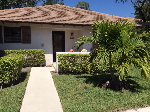 902 Club Drive, Palm Beach Gardens, FL 33418 (MLS #RX-10514814) :: Berkshire Hathaway HomeServices EWM Realty