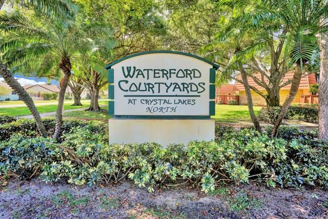 2815 SW 11 Place N, Deerfield Beach, FL 33442 (#RX-10515779) :: Weichert, Realtors® - True Quality Service