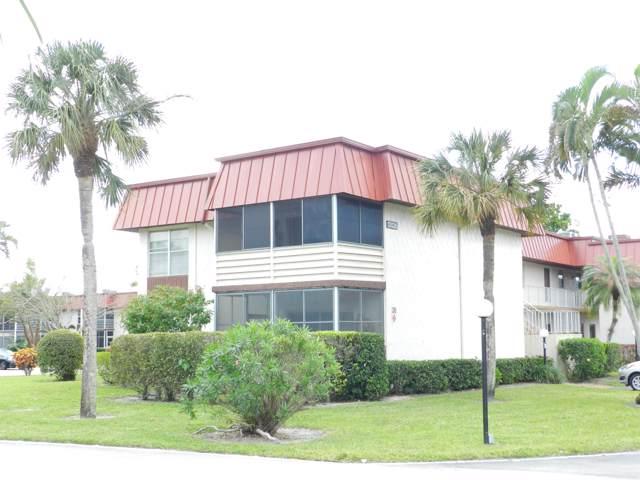 12026 Greenway Circle S #201, Royal Palm Beach, FL 33411 (#RX-10516105) :: Ryan Jennings Group