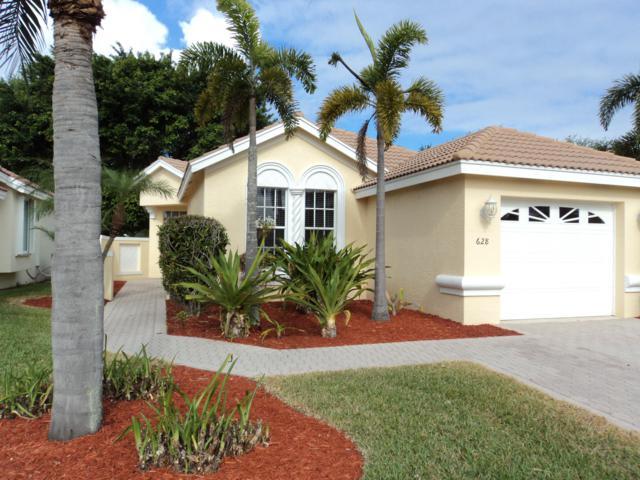 628 SW Treasure Cove, Port Saint Lucie, FL 34986 (MLS #RX-10517155) :: EWM Realty International