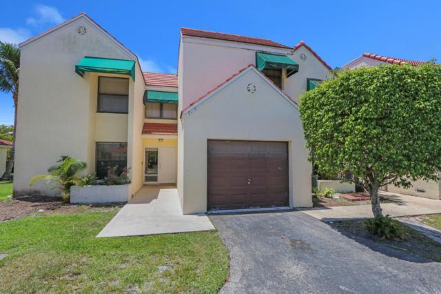 7448 Champagne Place, Boca Raton, FL 33433 (#RX-10517933) :: Ryan Jennings Group